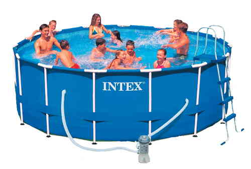 intex pools frame bei. Black Bedroom Furniture Sets. Home Design Ideas